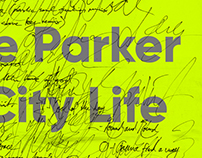 GMNLP004 / Terrence Parker - Motor City Life
