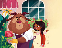Storytime Magazine 56 - The Beast and the Blooms Thief