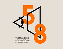 58th Thessaloniki International Film Festival Posters