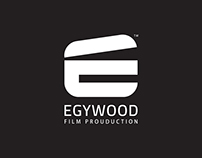 Egywood I اجيوود film prouduction logo v.2 .
