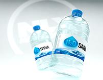 Etiqueta Agua Mineral