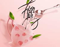 Flor de la paz - organic tea