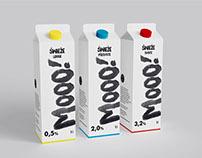 MOOO! Packaging Design