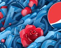 Pepsi Rush |  Design Challenge