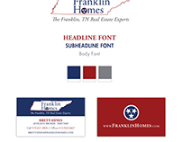Real Estate Branding and Graphic Design