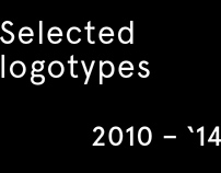 Selected logotypes. 2010 – 2014