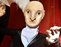 Illusionist Puppet