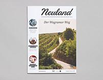 "Magazin ""Neuland"" - Der Wagramer Weg"