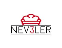 NEV3LER Kurumsal logo çalışması