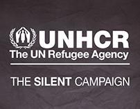 UNHCR – The Silent Campaign
