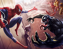 Spider-man Unlimited - Gameloft update illustration