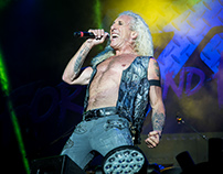 TWISTED SISTER   HELLFEST 2016