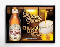 Divina Dose Bar - Promoção Itaipava