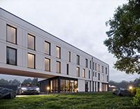 Archviz - Apartment building