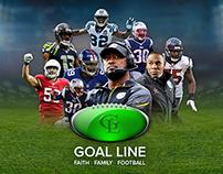 Goal Line - Home Page - Web Design