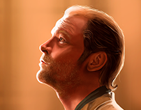 Ser Jorah - Game of Thrones