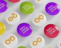 Rebranding / Baku Design School