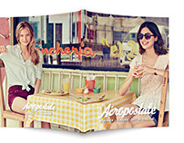 Summer 1 2016 Floorset Book | Aeropostale