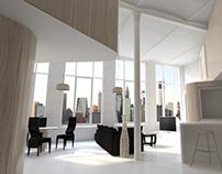 Representación - Loft M / Graux & Baeyens Architects
