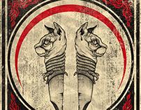 RUTH BARJA TATTOO | poster + card