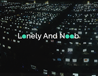 Lonely And Noob | Webdesign
