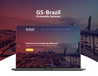 GS Brazil - Redesign Site
