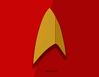 Star Trek iPhone backgrounds