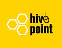 Hive Point Logo Designs