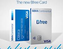 The new Bfree Card BBVA Continental