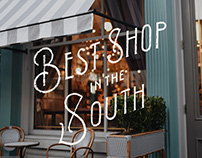 Best Shop in the South - Process