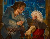 The Chameleon's Apprentice (Book Cover)