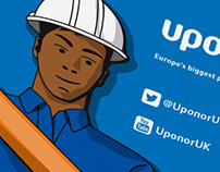 Uponor and more advertising campaign