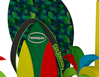 STAND HAVAIANAS