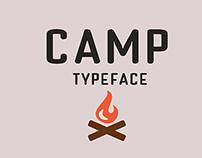 Camp Typeface(FREE)