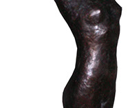 """,,Leap"""" (bronze)  ,,SKOK"""" skulptura u javnom prostoru,"""