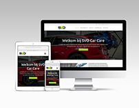 Webdesign SVO Car Care