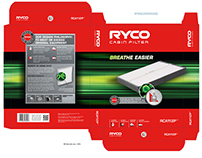 Ryco Filter Packaging