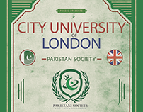 City university London Flayers
