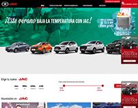 JAC - Desarrollo web