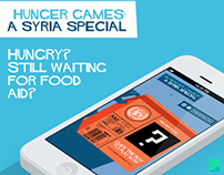 UN HUNGER GAMES: Syria Special