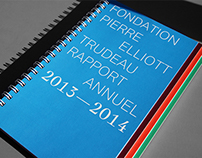 Fondation Trudeau / Annual Report 2013-2014