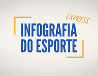 Infografia do Esporte (Sports Infographic)