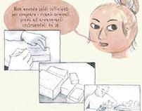 L'eserciziario -  Web comics a puntate per Il Girovago