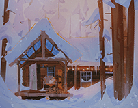 Winter thumbnails