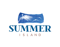 SUMMER ISLAND  LOGO [RESORT in MALDIVE ISLAND]