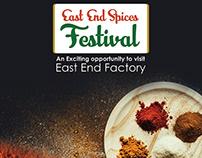 Spices Festival - Print Campaign