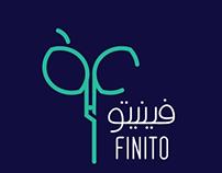 Finito logo for Men's Fabrics