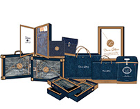 Denim Gallerie Packaging and Trims Design