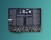 """""""Tarihsel"""" dergi tasarımı"""