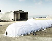Composite Materials in Disaster Relief, Design VIII
